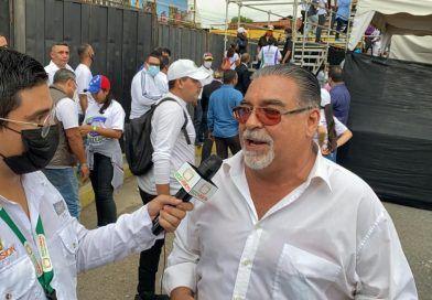José Gregorio Ruiz evoluciona satisfactoriamente y podría ser dado de alta en los próximos días
