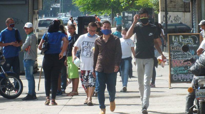 Casos de Covid – 19 se ubican en 387 mil 393 en Venezuela con 8 contagios en Carabobo