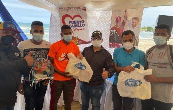 Entregaron financiamiento a comunidades pesqueras de Puerto Cabello